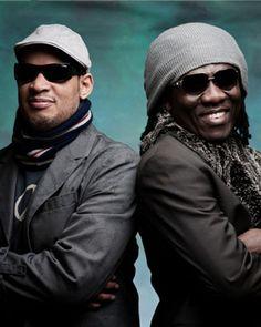 Raul Midon & Richard Bona, A study in ultra-coolness!
