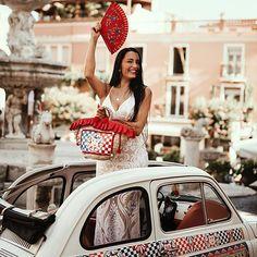 Fiat500nelmondo (@fiat500nelmondo) • Foto e video di Instagram Fiat 500, Summer Looks, Warm Weather, Video, Instagram, Women, Fashion, Moda, Summer Fashions