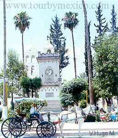 Parras de la Fuente in Coahuila, Mexico / photo V. Hugo Mireles - Tour By Mexico ®