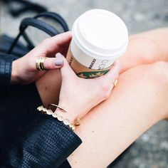 "styled by NOIR on Instagram: ""Monday mornings call for coffee // #butfirstcoffee #monday #styledbyNOIR"""