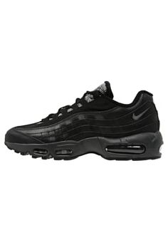 AIR MAX 95 ESSENTIAL - Baskets basses - black/cool grey/anthracite/university red/white