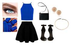 """Blue"" by vilciune ❤ liked on Polyvore featuring Isabel Marant, Maison Margiela, Carolina Bucci and Maybelline"