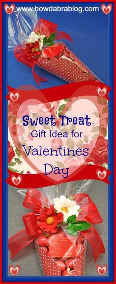 Sweet Treat Gift Idea for Valentines Day