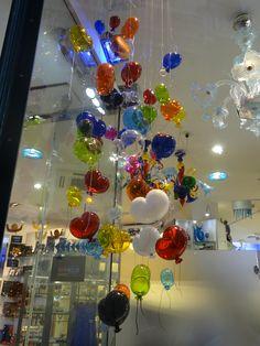 Palloncini di vetro