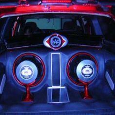 2002 Chevy Tahoe custom MTX Audio install