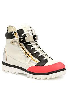aa982eeff0b14 Giuseppe Zanotti - Shoes - 2014 Spring-Summer Giuseppe Zanotti Sneakers,  Zanotti Heels,