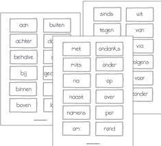 Lessen van Lisa - Taal Lego Letters, Creative Teaching, Teaching Materials, Galaxy Wallpaper, Spelling, Language, Classroom, Teacher, Learning
