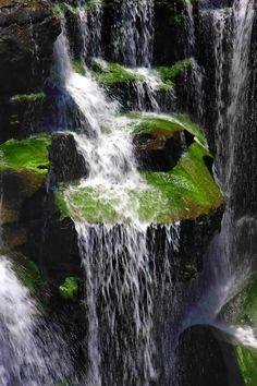 Shifen waterfall, Taiwan.