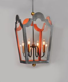 """Venetian"" light from Urban Electric Co  #GISSLER #interiordesign"