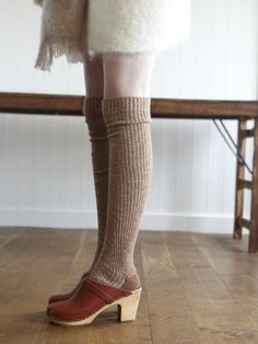 Love! // This is SO cute!!! I love it just like I'm loving the Birks with frilly socks! ;)
