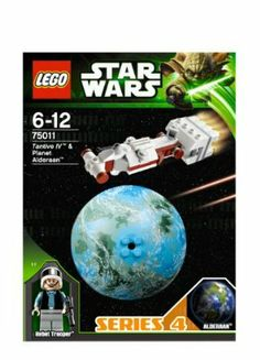 Lego Star Wars Tantive Iv & Alderaan 75011 by LEGO. $31.86. The Lego 75011 Tantive IV & Planet Alderaan is part of the 4th series of the Lego Star Wars planets line of sets. It includes a mini version of the Tantive IV, a Rebel trooper minifigure and the planet Alderaan.