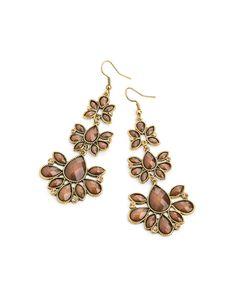 Desert Rose Earrings - JewelMint