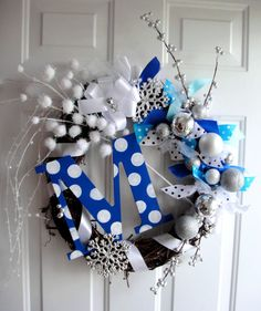 I think I may have a wreath making party for the holidays