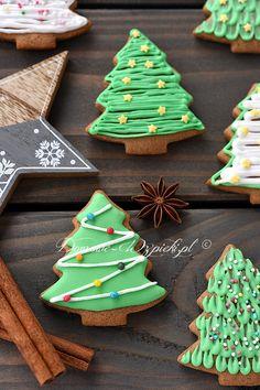 Lukier królewski Merry Christmas, Brunch, Food And Drink, Sugar, Cookies, How To Make, Recipes, Recipe, Cooking Food