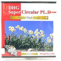 Marumi 52mm CPL 52 Super DHG MC Slim Thin PL.D Filter Circular Polarizer Japan | eBay