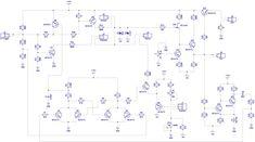Moog T911 ADSR EG Schematics (corrected)