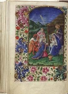Medieval Book of Hours