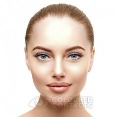 09a519eac73a Blue Sapphire Tri Tone Coloured Contact Lenses (90 Day)