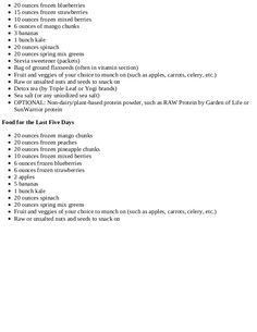 Day 1 Berry Green 10day Green Smoothie Cleanse Jj Smith Recipe