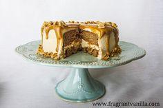 Vegan Peanut Butter Love Cake