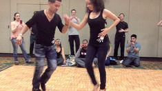Dominican Bachata Dance - Ella Se Fue - El Tiguere & Hannah