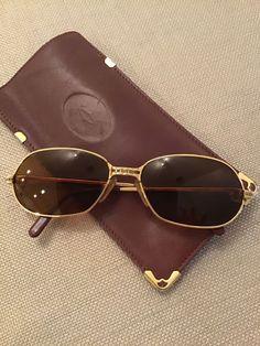 408654a13b7 Authentic Cartier 1989 Vintage Gold Sunglasses  fashion  clothing  shoes   accessories  vintage  vintageaccessories (ebay link)