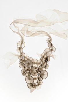 Katie Gruber  - 'innocente' - necklace