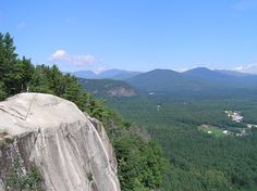 Cathedral Ledge, North Conway, NH.,