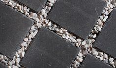 """Nurmikivi, musta;                                  Koristekivi, valkoinen """"Lumino"""" (8-16 mm) Stones, Diamond, Bracelets, Jewelry, Rocks, Jewlery, Bijoux, Schmuck, Stone"""