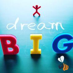 Dream big!  #dream #dreaming #big #dreambig #sognare #sognaingrande #true #truestory #success #business #web #website #sito #sitoweb #webagency #agency #agencylife #team #work #picoftheday #bestoftheday #photooftheday #milan #milano #womboit