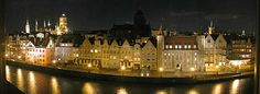 Gdańsk #Gdansk Motlawa Riverside