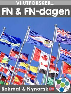 Utforsk FN som organisasjon, konvensjoner og rettigheter i forbindelse med FN-dagen eller ellers i ret. Innholdet i dette opplegget er: Rubrikk x 2 Foresltte problemstillinger/sprsml Fakta om FN, hva organisasjonen gjr, og hvordan den ble dannet FNs viktigste funksjoner FN-pakten, FNs hovedorganer, FNs forml og prinsipper Menneskerettigheter, rettigheter for spesielle grupper FNs barnekonvensjon FNs brekraftsml Maler p arbeidsark, velg eget innhold Foresltte kilder for  utforske…