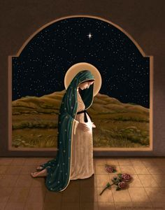 """""""Mother of Life"""" by Nellie Edwards"""