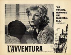 Lights, camera, inaction: 'L'avventura' returns, in glorious 35mm ...
