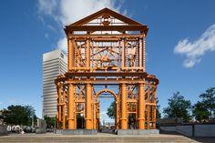 Beeldende Kunst en Architectuur in Rotterdam - Ossip Architectuurfotografie