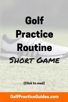 Golf short game practice drills and practice routine for golfers, beginners, women, who need to improve putting and chipping. Golf Academy, Golf Score, Golf Putting Tips, Golf Training Aids, Golf Practice, Golf Chipping, Golf Instruction, Golf Tips For Beginners, Golf Exercises
