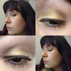 #eyesoftheday mit #moonshinemineralmakeup #frühling am beweglichen Lid und #herbst in der Lidfalte mit ein wenig schwarz. Als Base trage ich #maybelline #colortattoo in #cremedenude  #moonshinebeauty #moonshine #eotd #eyes #eyemakeup #amu #augenmakeup #face #faceoftheday #fotd #selfies #selfie #me #itsme