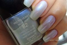 Chanel Le Vernis 82 BLUE SKY