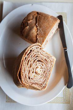 Povitica (Croatian Walnut Swirl Bread) | SAVEUR