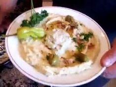 Hummus (Mediterranean Garbanzo bean dip)