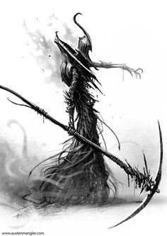 """Death Lord"" by LordNetsua.deviantart.com on @DeviantArt"