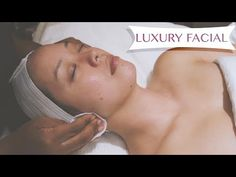 LUXURY FACIAL TREATMENT with LA PRAIRIE | SEREIN WU - YouTube