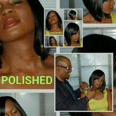 #POLISHED :: Hair & Makeup :: Book Demarco at 404.438.5813.