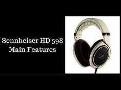 Sennheiser HD 598 features