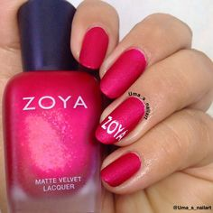 Zoya Matte Velvet Winter Collection Swatches And Review....