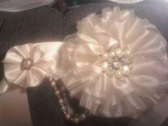 Enzoani Style Any Color Bridal Flower Rose Sash Belt | eBay