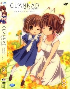 Clannad After Story... Finally finished it. :') ♥