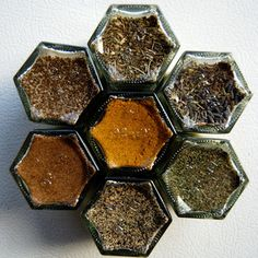 Herbivore Hex Spice Set now featured on Fab.