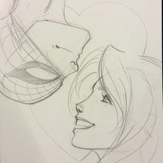 Peter Parker & Mary Jane