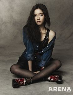 Shin Se Kyung For Arena  - shin-se-kyung Photo